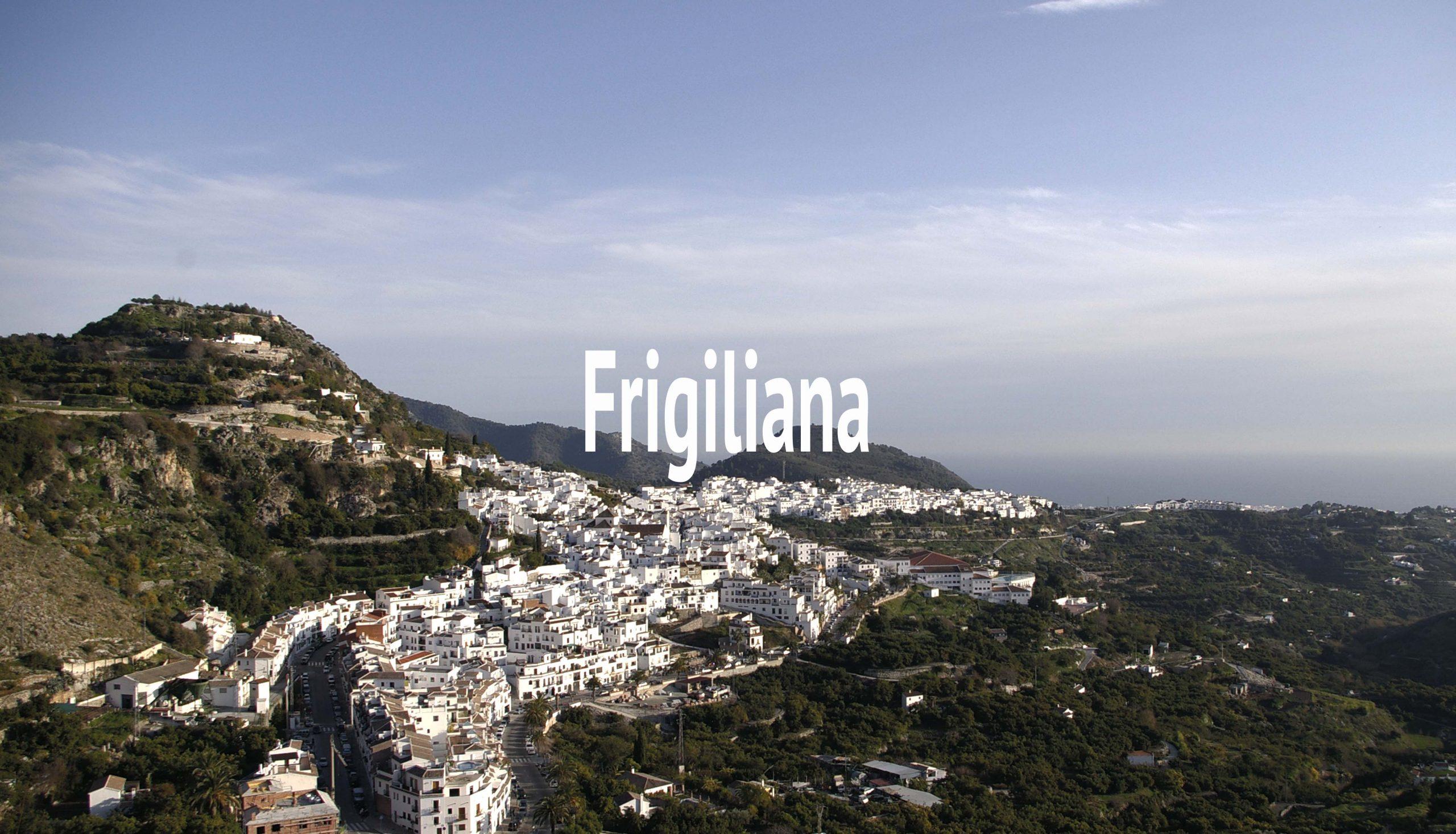 Frigiliana. Pueblo Blanco de Andalucía con encanto