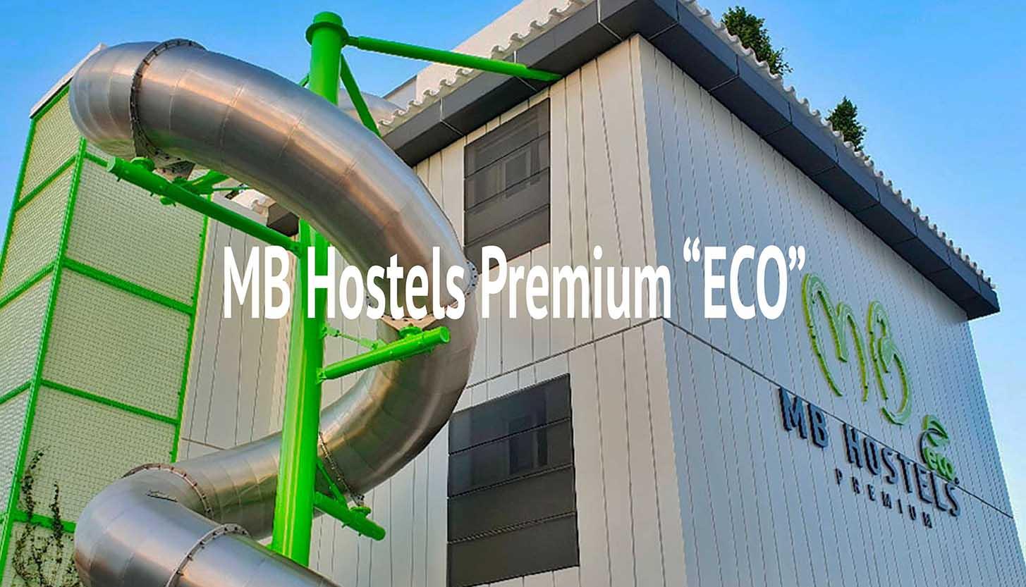 MB Hostels Eco Premium - Alojamientos Turísticos en Nerja