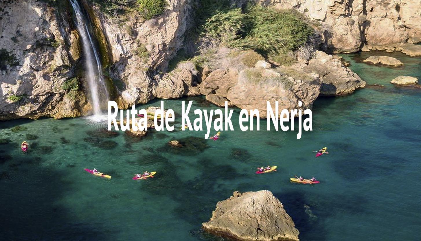 Ruta de Kayak en Nerja