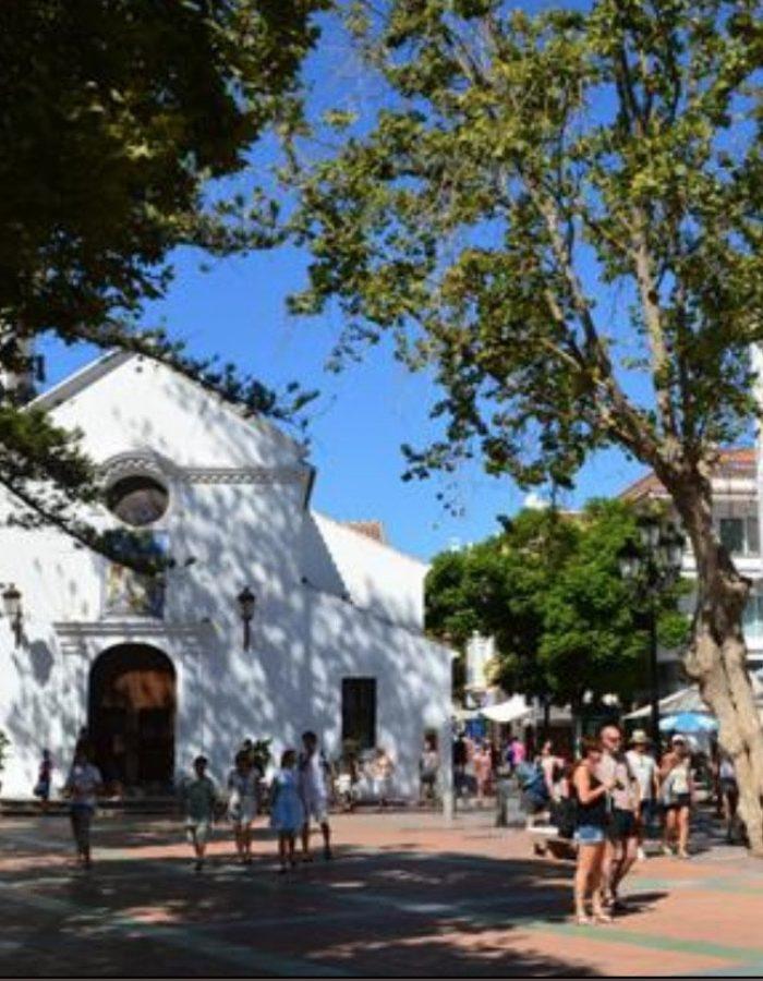 Nerja-Iglesia El Salvador